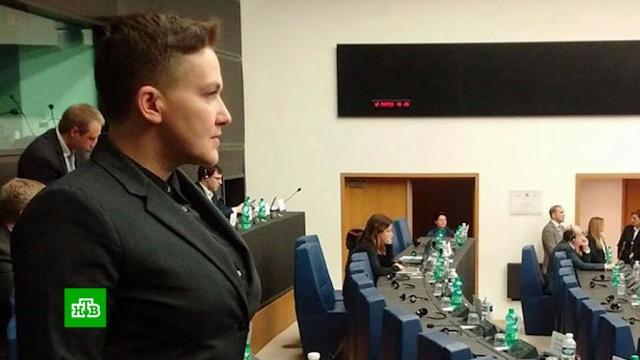Потерянная Надежда: как Савченко связана с делом о покушении на Порошенко
