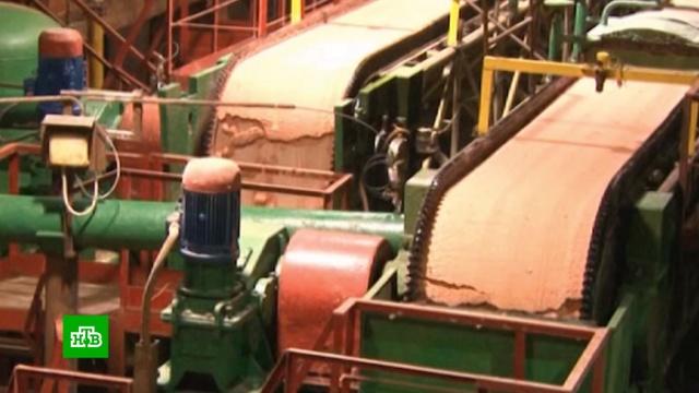 Украина ввела эмбарго на ввоз минеральных удобрений из России