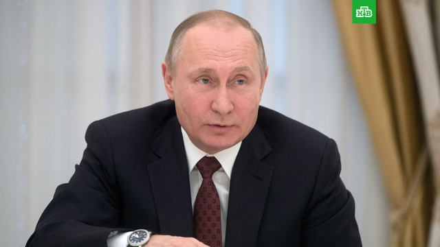 Путин заявил Макрону о бездоказательности обвинений по делу Скрипаля