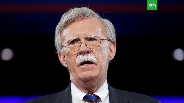 СМИ: усы помешали Болтону стать госсекретарем США
