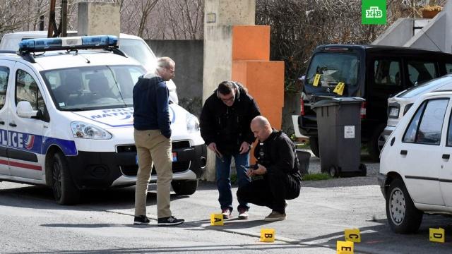 Захватчик заложников во Франции застрелен во время штурма