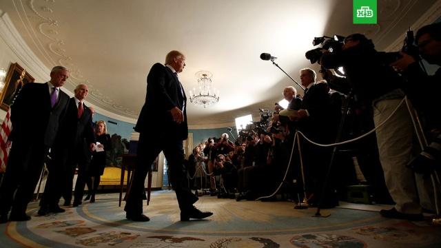 СМИ: Трамп готов выслать российских дипломатов из-за дела Скрипаля