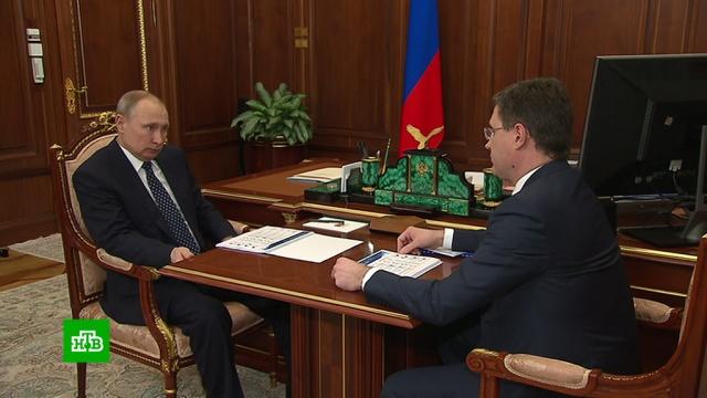 Министр Новак рассказал президенту о прозрачности расчетов за электроэнергию
