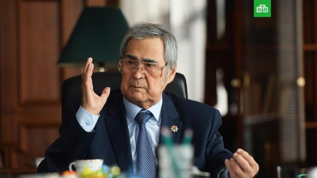 Губернатор Кемеровской области Аман Тулеев уходит в отставку