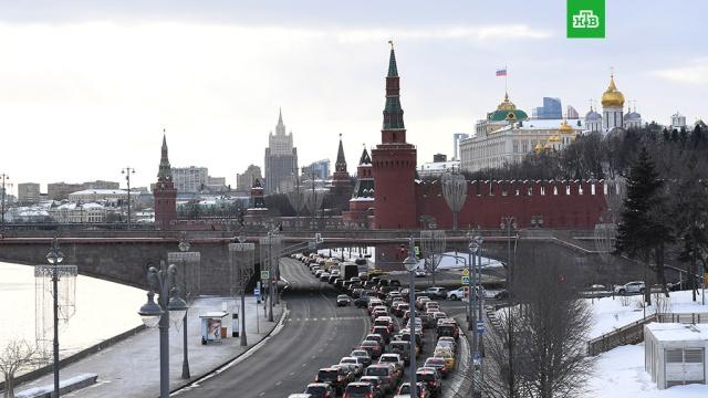 Власти Москвы прокомментировали исследование британских аналитиков о пробках