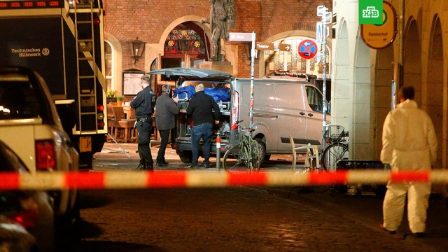 глава мвд германии признал виновника трагедии мюнстере преступником-одиночкой