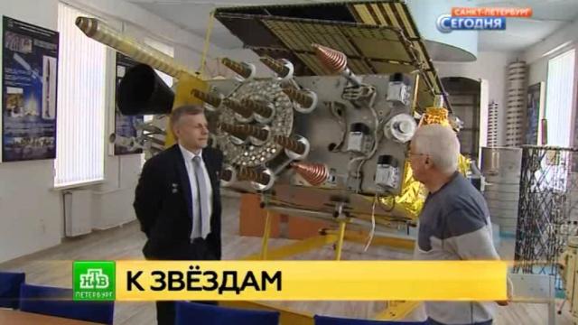 Андрей Борисенко развеял мифы о космосе перед студентами БГТУ