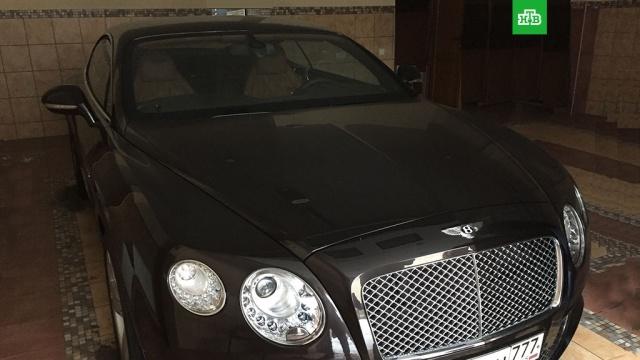 Bentley Хорошавина продали на торгах почти за 6 миллионов рублей