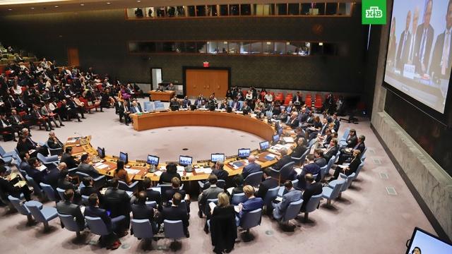 РФ заблокировала в Совбезе ООН американский проект резолюции по Сирии