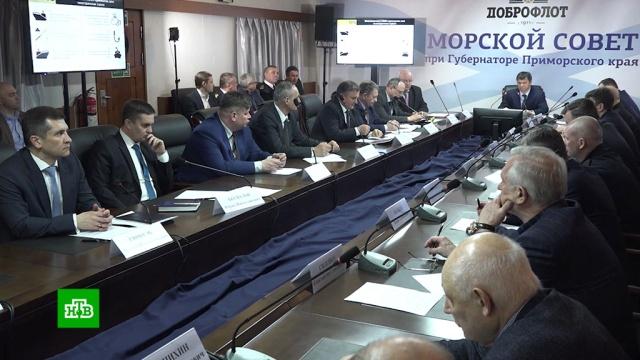 Приморские власти пообещали поддержать нуждающихся в судах рыбаков