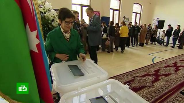 Азербайджан впервые выбирает президента на 7-летний срок