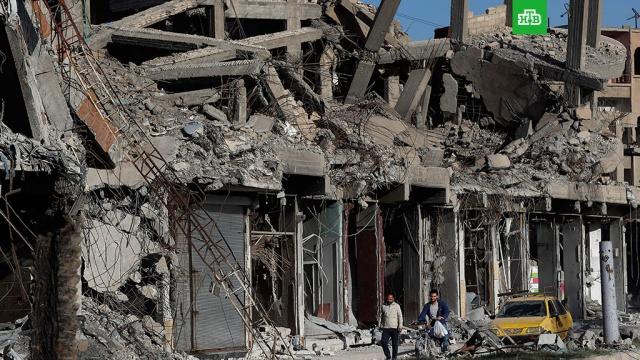 Генштаб РФ: США вместо заявлений об умных ракетах следует заняться Раккой