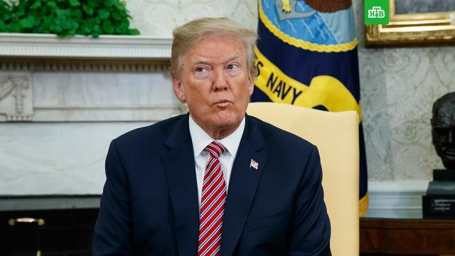СМИ узнали содержание беседы Трампа с советниками об ударе по территории Сирии