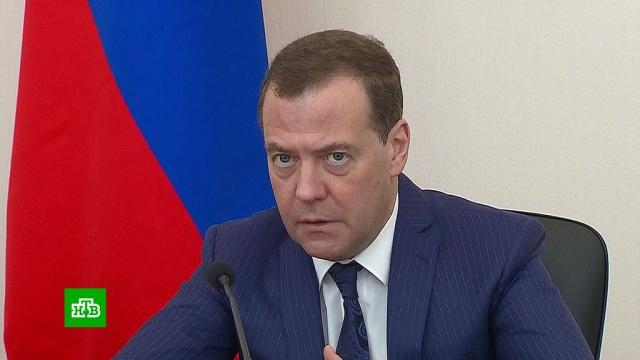 Медведев заявил о влиянии дурацких заявлений натовских стран на финансовые рынки