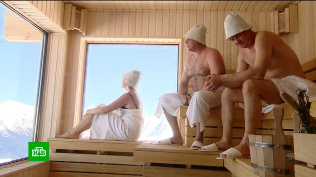 Сочинская баня на вершине горы попала в Книгу рекордов России