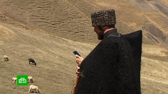 Дагестанский пастух стал звездой Instagram и заманивает в регион туристов