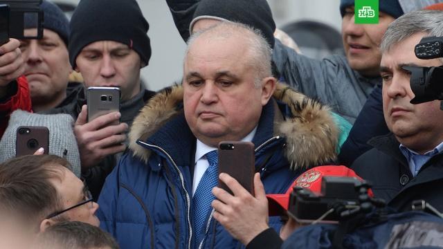 врио главы кузбасса рассказал повлияла трагедия зимней вишне