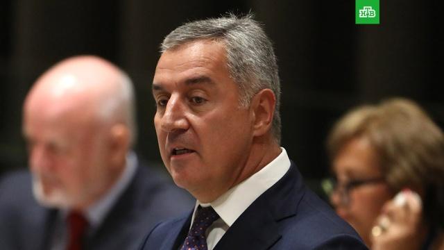 Джуканович лидирует на выборах президента Черногории