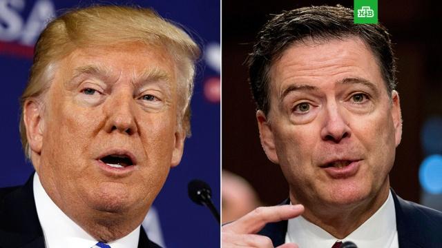 Экс-директор ФБР Коми назвал Трампа морально непригодным для роли президента