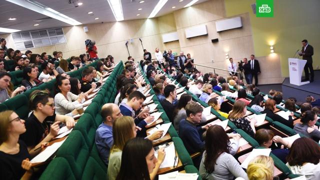 Стали известны главные ошибки москвичей в Тотальном диктанте