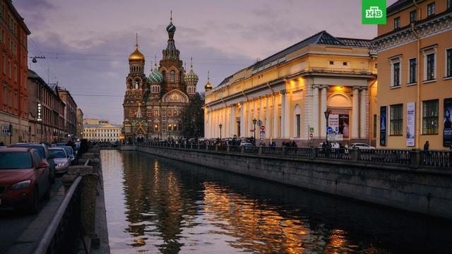 На время мундиаля в Петербурге ограничат движение по рекам и каналам