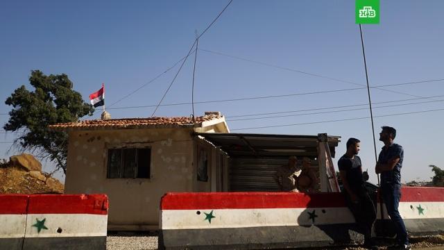 Источник опроверг информацию о ночной атаке на сирийский аэродром Шайрат