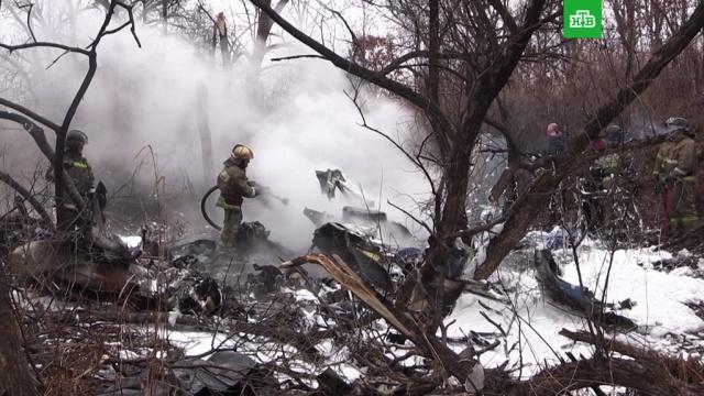 Авиакомпания выплатит 1 млн рублей семьям жертв крушения вертолета в Хабаровске