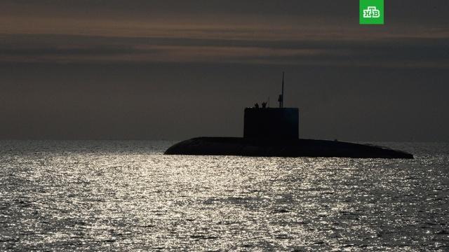 СМИ: российские подлодки не дали британской субмарине нанести удар по Сирии