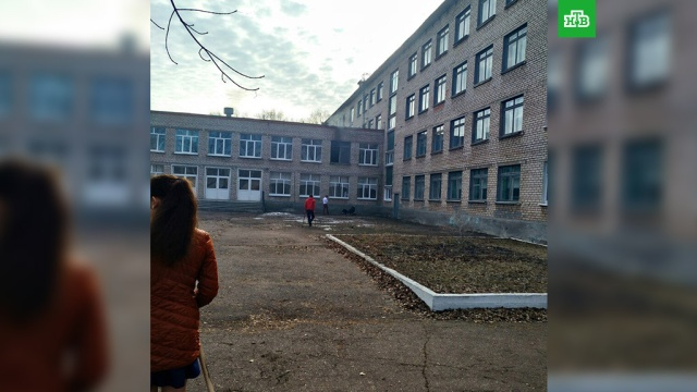 В СК сообщили подробности нападения в башкирской школе
