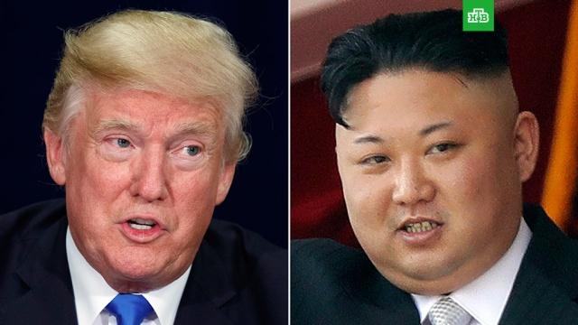 Трамп заявил, что лично говорил с Ким Чен Ыном