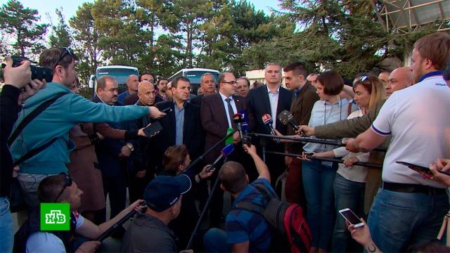 На Ялтинский экономический форум прилетела рекордная делегация из Сирии