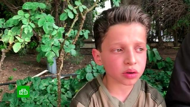 """Захарова посоветовала дипломатам США встретиться с """"пострадавшим при химатаке"""" мальчиком"""