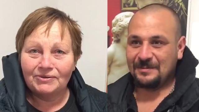 """Сбежавшие из украинского """"кошмара"""" моряки """"Норда"""" прибыли в Крым: видео"""