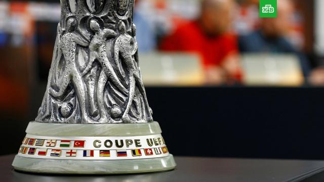 В Мексике украли Кубок УЕФА