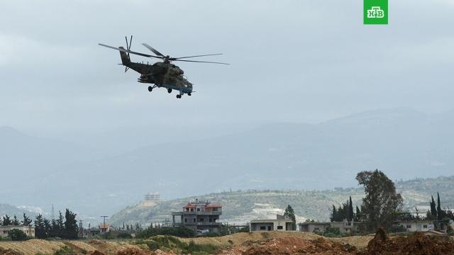 ПВО уничтожили малоразмерные воздушные цели на подлете к авиабазе Хмеймим