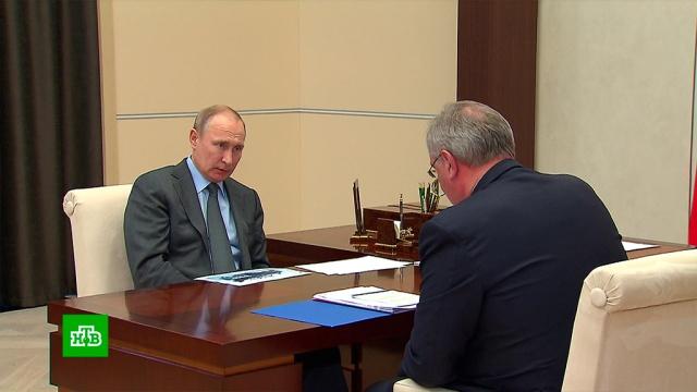 Путин поддержал идею повсеместного внедрения ГЛОНАСС