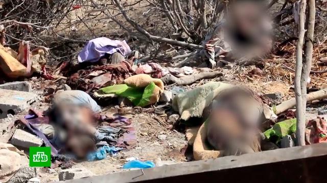 Десятки человек погибли при ударах ВВС аравийской коалиции в Йемене
