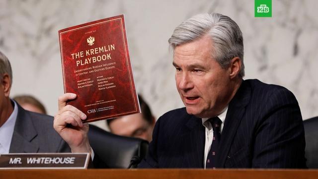 Сенаторы США потребовали от крупных банков раскрыть связи с бизнесменами из России