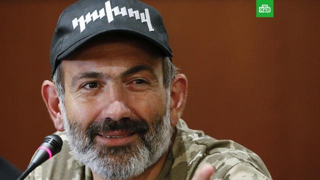 В Армении отменили встречу врио премьера с лидером оппозиции Пашиняном
