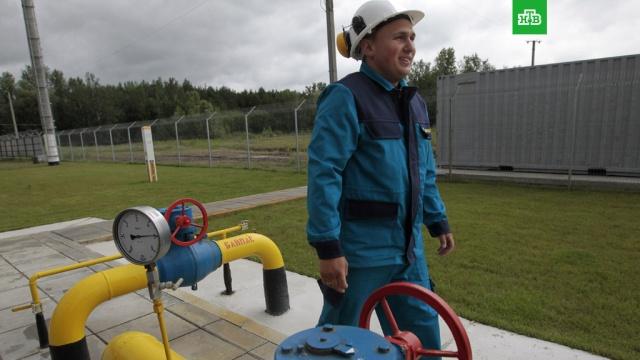 Газпром начал переговоры с Украиной о сохранении транзита газа