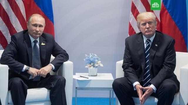 Белый дом: Трамп весьма открыт для встречи с Путиным