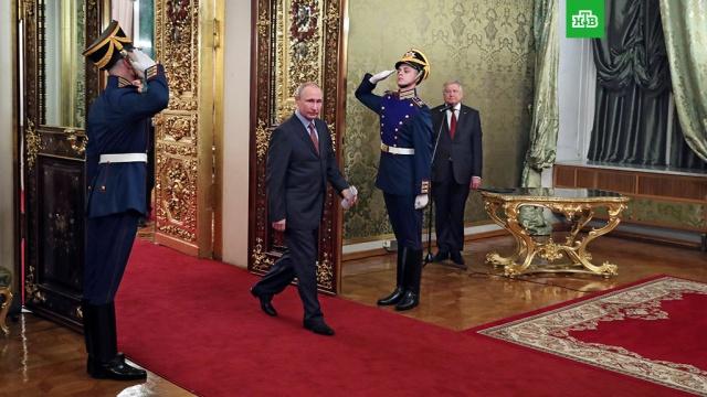 Путин озвучил ключевую задачу правительства на ближайшие годы