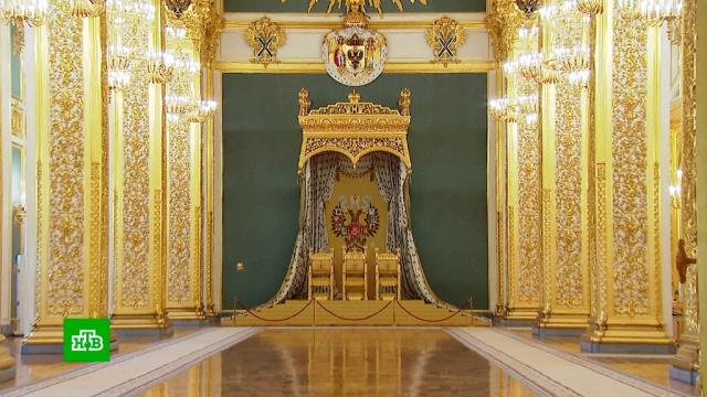 Церемония инаугурации президента РФ  2018: традиции, символы, новшества