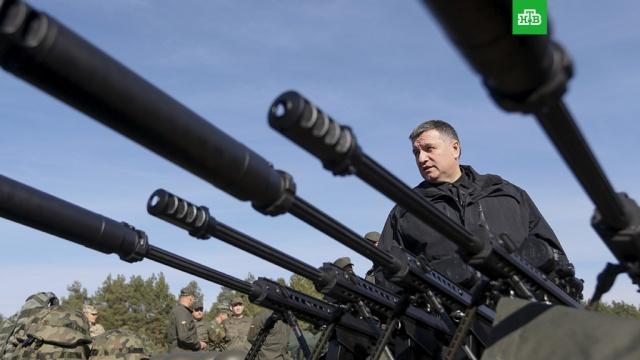 глава мвд украины заявил подготовке плана деоккупации донбасса