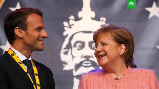 Меркель призвала Европу перестать надеяться на США