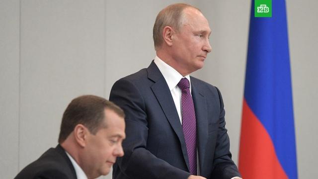 Опрос: более 80% россиян одобряют работу Путина