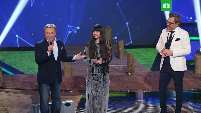 Сергей Шакуров пожелал участнице Ты супер! подняться к звездам
