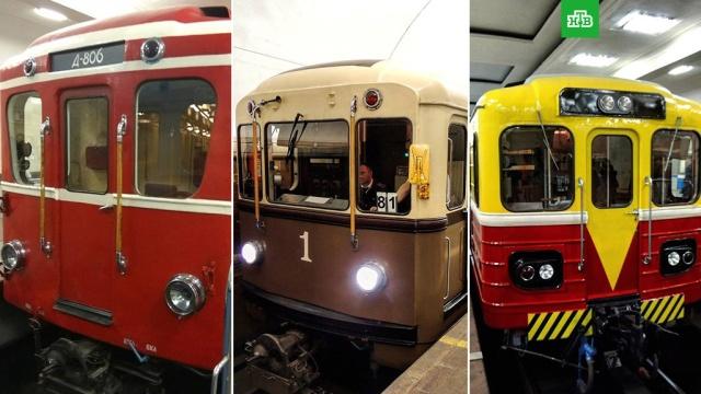Московский метрополитен отметит свой день рождения парадом поездов