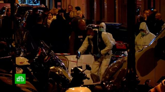 СМИ: резню в центре Парижа устроил 20-летний выходец из Чечни