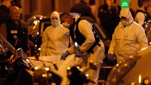 В нападении на прохожих в Париже выявили террористический след